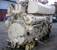 SKL RECONDITIONED ENGINE - 8VD 26/20