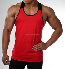 wholesale Athletic men's stringer/singlet/tank top/vest