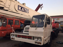 low hours used kato 25t crane,NK250E truck crane for sale