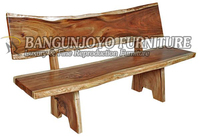 High Quality Home Furniture Seat With suar Wood