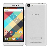 Cheap CUBOT Rainbow 3G Smartphone, 5.0-inch Android 6.0 Quad-band 3G Cellphone, Paypal Dropship Cellphone1+16GB - White