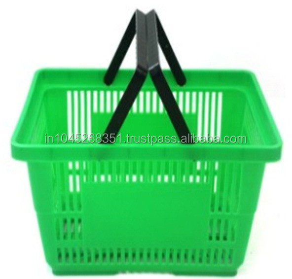 Smooth Working Shopping Basket(ZC-6)