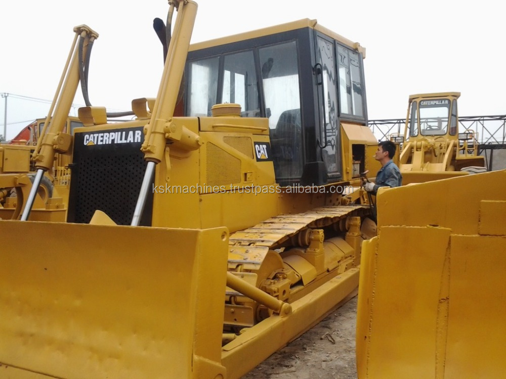 D6G CAT used bulldozer for sale second hand dozer caterpillar