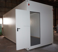 Modular container for house or office
