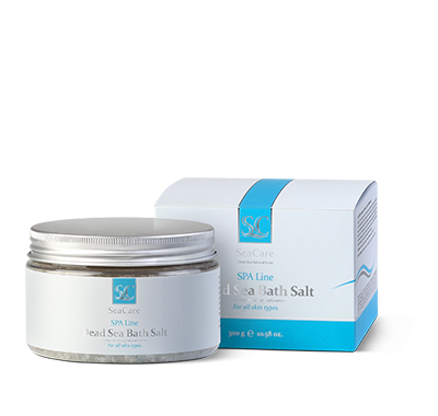 SeaCare Revitalizing Dead Sea Bath Salt