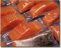 3-5OZ Vacuum Frozen Pink Salmon Portions
