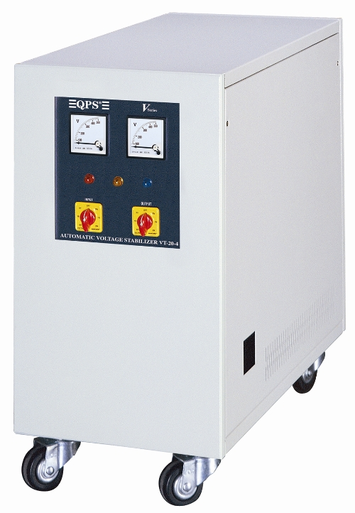 QPS Automatic Voltage Stabilizer (V-Series) - Three Phase