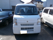 USED CARS FOR SALE FOR SUZUKI EVERY VAN 2011 (MODEL : EBD-DA64V, ENGINE : K6A)