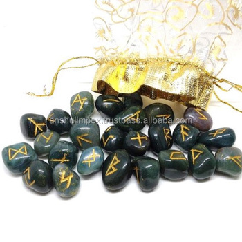 Wholesale Bloodstone rune sets, runes stones, wholesale runes.
