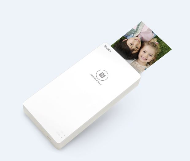Mobile Photo Printer [PICKIT] M1 - Wireless, Portable, Mini size