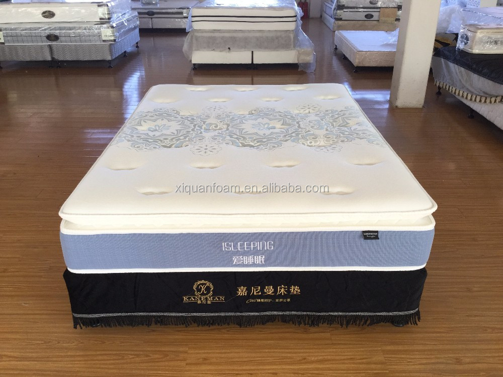 Royal comfort bonnell spring mattress from China mattress wholesale suppliers