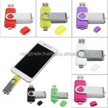 OTG USB For iPhone USB Flash Drives OTG Smartphone