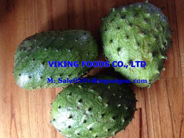 BEST PRICE_FRESH SOURSOP _FROM VIETNAM