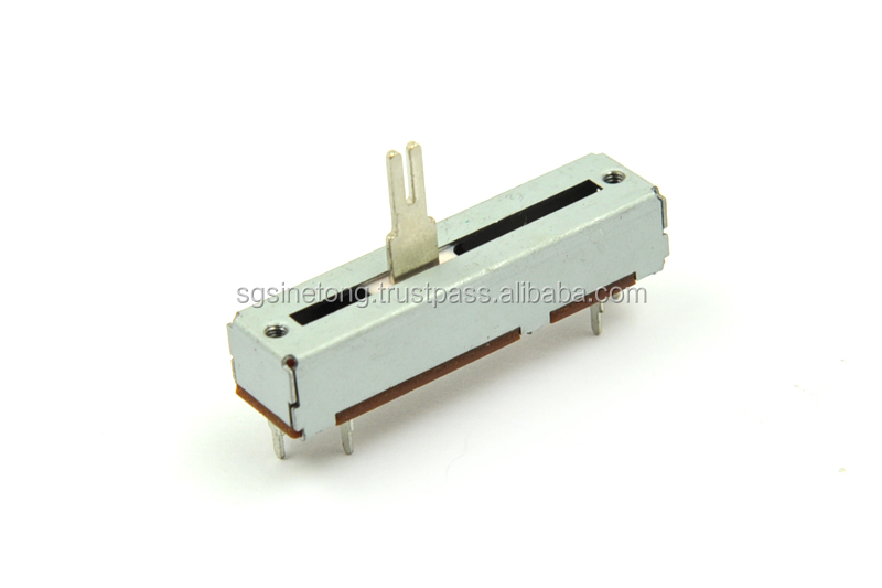 Factory Provide Directly Good Quality Slide Potentiometer
