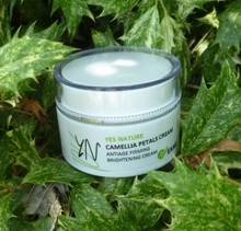 Italian best face cream / natural face cream with antiage firming brightening action for all skin types