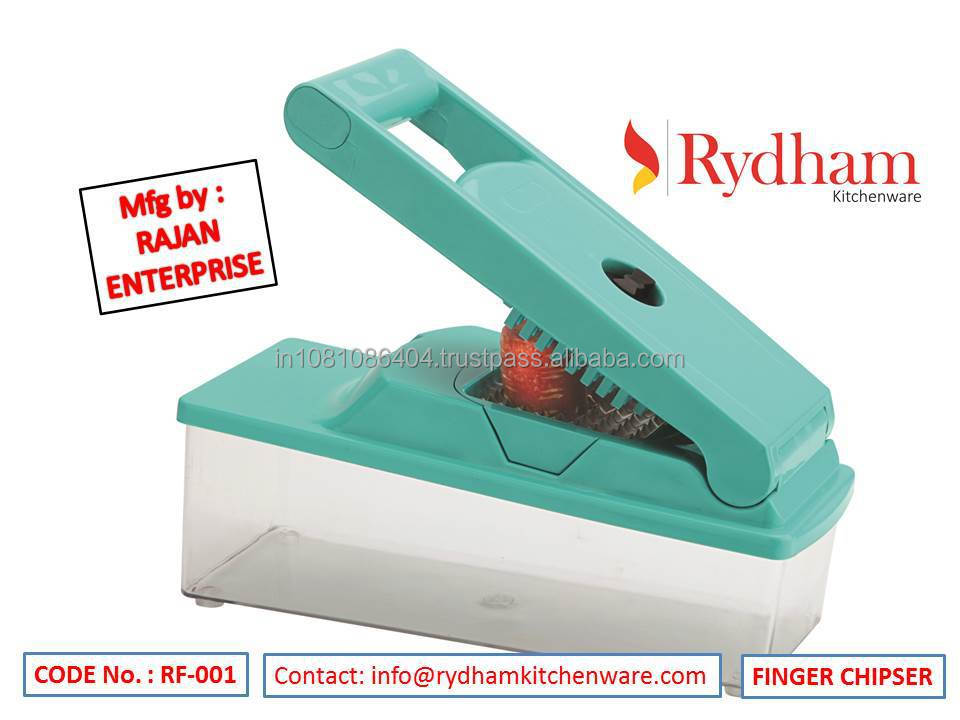 vegetable and fruit chopping + cutting machine for home use