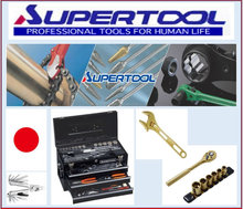 Easy to use SUPERTOOL plumbing tool wrench , small lot order available