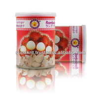 Vacuum Freeze Dried Rambutan in Tin can ( 40 grams ) certified HACCP , ISO 22000 , GMP, HALAL and KOSHER from Thailand
