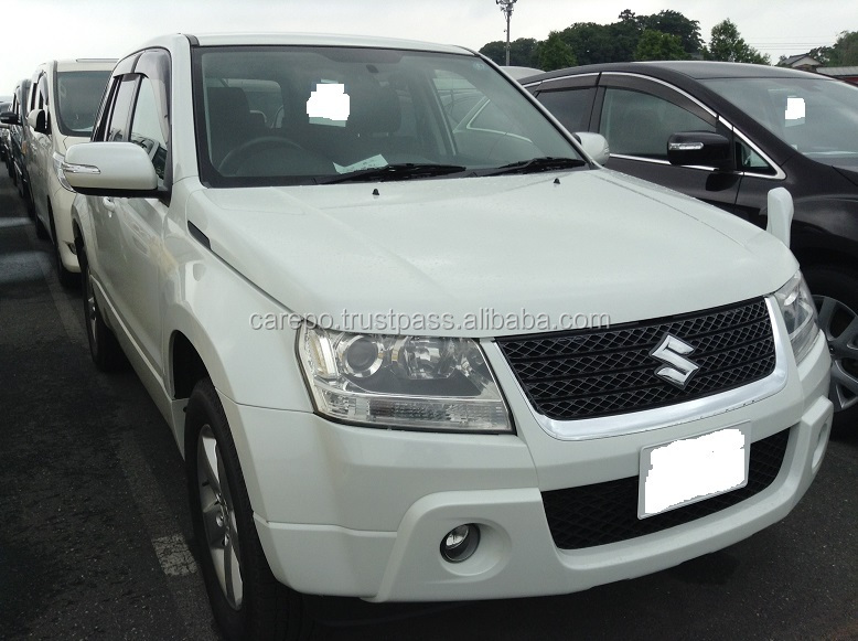 USED CARS FOR SALE IN JAPAN FOR SUZUKI ESCUDO 2.4XG TDA4W