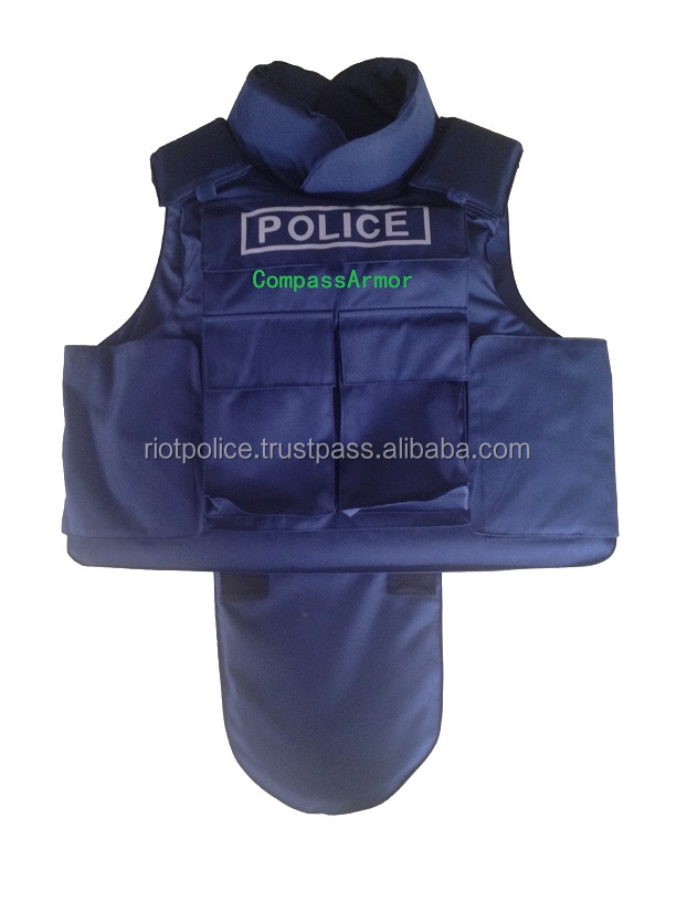 Dyneema/PE UD Bullet Proof Vest (Level-4) for Female