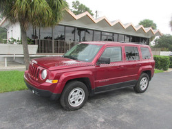USED CARS - JEEP PATRIOT SPORT - RECOVERED THEFT (LHD 820545)