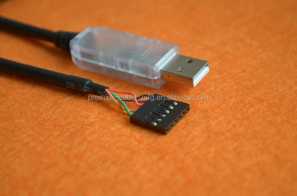6P FTDI FT232RL USB to Serial Adapter Module USB TO TTL RS232 Cable F//Arduino 5v
