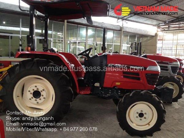 Agricultural yanmar tractor model EF494T