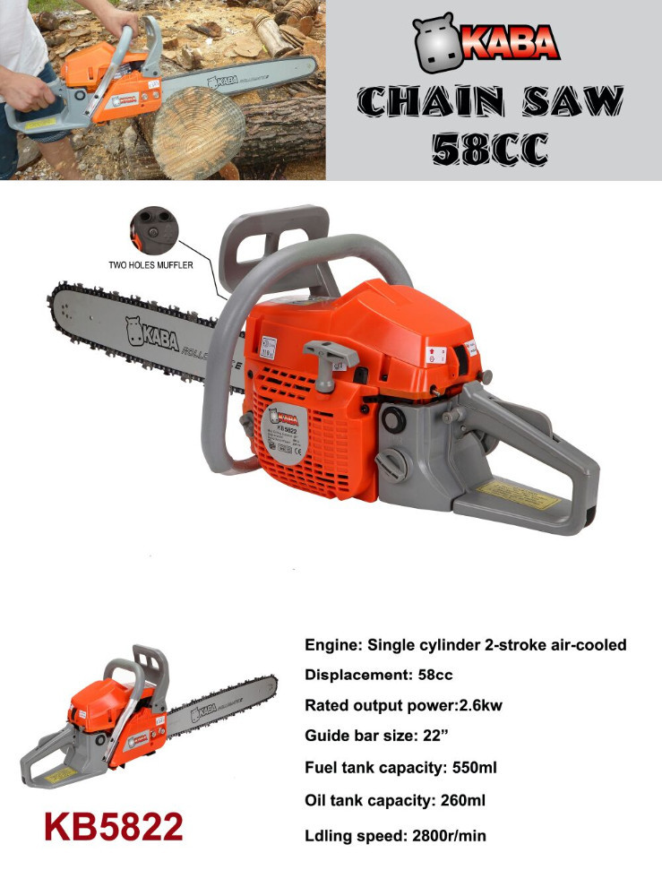 chainsaw KB5822