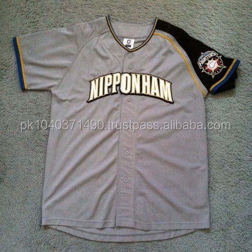 Fighters Texas Rangers Japanese Baseball Jersey/High Quality Team wear Baseball Jersey/Baseball Club Jersey