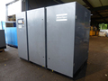 Used rotary screw air compressor Atlas Copco + Kaeser: GA 110, GA 75, BS 60, AS 35