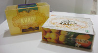Natural essential oil Lemon Neroli Soap Khadi Brand soap