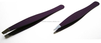 Best Tweezers Ever/ Stainless Steel Tweezers, for the Small & Ingrown Hairs ~ also great for Splinters