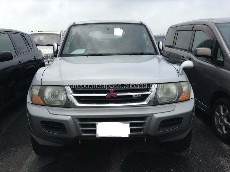 JAPANESE SECONDHAND CAR FOR SALE DIESEL IN JAPAN FOR MITSUBISHI PAJERO LONGEXCEED V78W