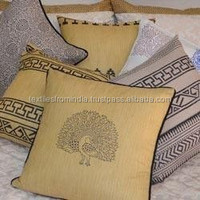 papasan chair 100% printed cotton material cushion covers
