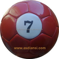 Pool football pool soccer ball Billiard soccer ball snookball manufacturer