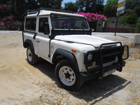 Classic Land Rover 3 Doors 1988 Defender Style