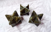 Labrodorite Big Merkaba Stars : Wholesale Power Gemstone Merkaba Star