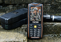 Long Standby Rugged Phone M18 8800Mah Battery With Flashlight 2.4Inch Loud Speaker Old Man Phone