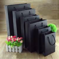 Kraft Paper Bag Paper Shopping Bag Paper Gift Bag With Handle Factory Customized Printing