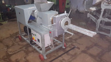 500 kgs Automatic Industrial Soap Plodder Machinery