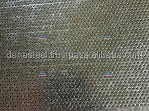 Acoustic Enclosures Perforated Sheet - (00971507983153) - DANA STEEL Dubai