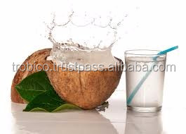 Coconut Water With Strawberry Flavor