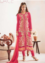 Pakistani long kurtis - Cheap price salwar kameez - Indian supplier salwar kameez - Online casual salwar kameez shopping