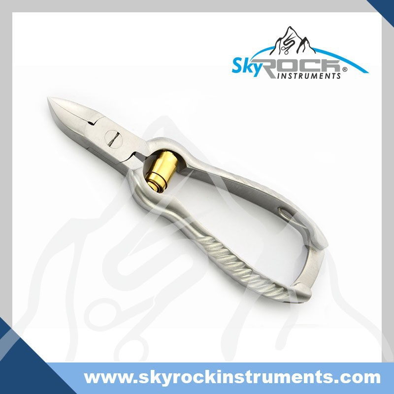 Professional Toe Cuticle Nail Cutter, Nipper High Quality Stainless Steel Manicure, Pedicure Products