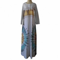 Gamis Combed Tie Dye 3