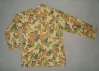 Camouflage Shirt Military Uniform.