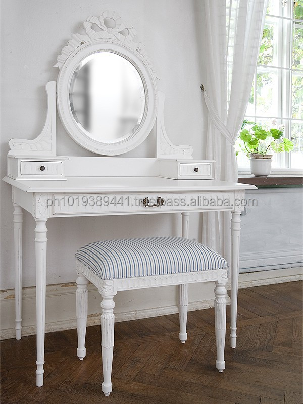 Gustavian Make-up/dressing table