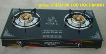 Two Burner Gas Stove KL-207S100