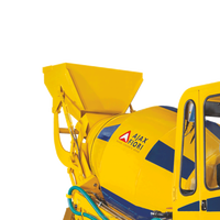 Self Loading Concrete Mixer (Argo 4000)
