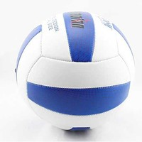 PU machine stitched customized Volleyballs
